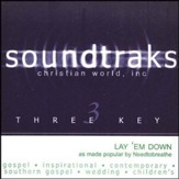 Lay 'Em Down, Accompaniment CD