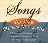 Songs You've Been Missing, Stereo CD