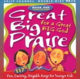 Great Big Praise, Book 1, Split-Channel CD