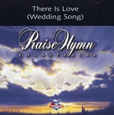 There Is Love (Wedding Song), Accompaniment CD