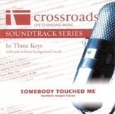 Somebody Touched Me, Accompaniment CD