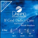 If God Didn't Care [Music Download]