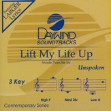 Lift My Life Up, Acc CD