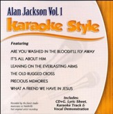 Alan Jackson Vol. 1, Karaoke CD