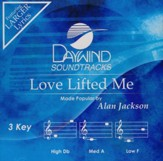 Love Lifted Me, Acc CD