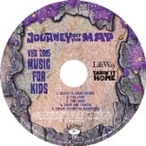 Journey Off the Map VBS 2015: Takin' It Home Music For Kids CD,  Pack of 5