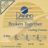 Broken Together, Acc CD