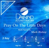 Pray On the Little Days