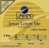 Jesus Loves Me, Acc CD