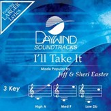 I'll Take It [Music Download]
