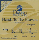 Hands To The Heavens, Acc CD