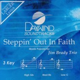 Steppin' Out In Faith, Acc CD