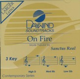 On Fire, Accompaniment Track