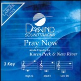 Pray Now, Accompaniment Track