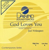 God Loves You, Accompaniment CD