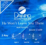 He Won't Leave You There, Acc CD