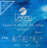 Leave It All On The Altar [Music Download]