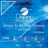 Jesus Is In The House, Acc CD