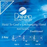 Hold To God's Unchanging Hand, Acc CD