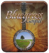 Bluegrass Gospel, Collector's Tin, 3 CDs