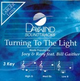 Turning To The Light, Acc CD