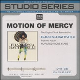 Motion Of Mercy - Original Key with BGVs [Music Download]