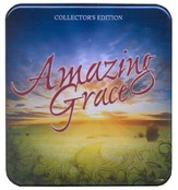 Amazing Grace, Collector's Edition Tin, CD/DVD