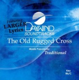 The Old Rugged Cross, Accompaniment CD