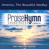 America the Beautiful Medley, Accompaniment CD