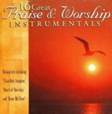 Praise & Worship Instrumental, Compact Disc [CD]