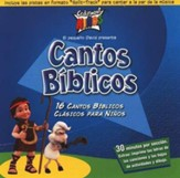 Cantos Biblicos/Bible Songs, Compact Disc [CD], Spanish Edition
