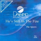 He's Still In The Fire, Accompaniment CD