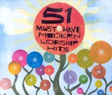 51 Must-Have Modern Worship Hits, 3 CD Set
