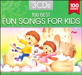 100 Fun Songs for Kids (3 Disc Set)