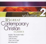 16 Great Contemporary Christian Classics, Volume 2 CD