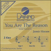 You Are the Reason Acc, CD
