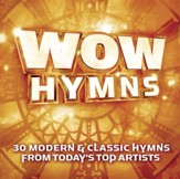 WOW Hymns, 2 CDs