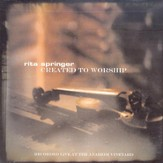 Created to Worship, Compact Disc (CD)
