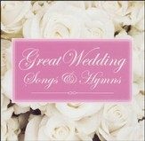 Great Wedding Songs and Hymns CD