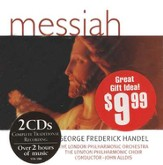 Handel's Messiah Set, Compact Disc (CD)