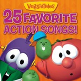 VeggieTales 25 Favorite Action Songs CD