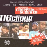 The Compilation Album: Chopped & Screwed CD