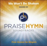 We Won't Be Shaken (As Made Popular By Building 429) [Performance Tracks] [Music Download]