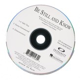 Be Still and Know CD-TRAX