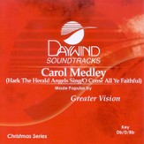 Carol Medley (Hark, The Herald Angels Sing , O Come All Ye Faithful) [Music Download]