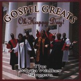 Gospel Greats: Oh Happy Day, Compact Disc [CD]