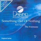 Something Out Of Nothing [Music Download]