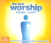 The Best Worship Songs...Ever! 3-CD Set