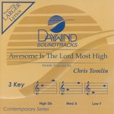 Awesome Is The Lord Most High, Accompaniment CD
