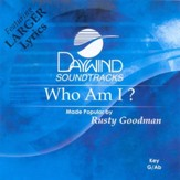 Who Am I? Accompaniment CD